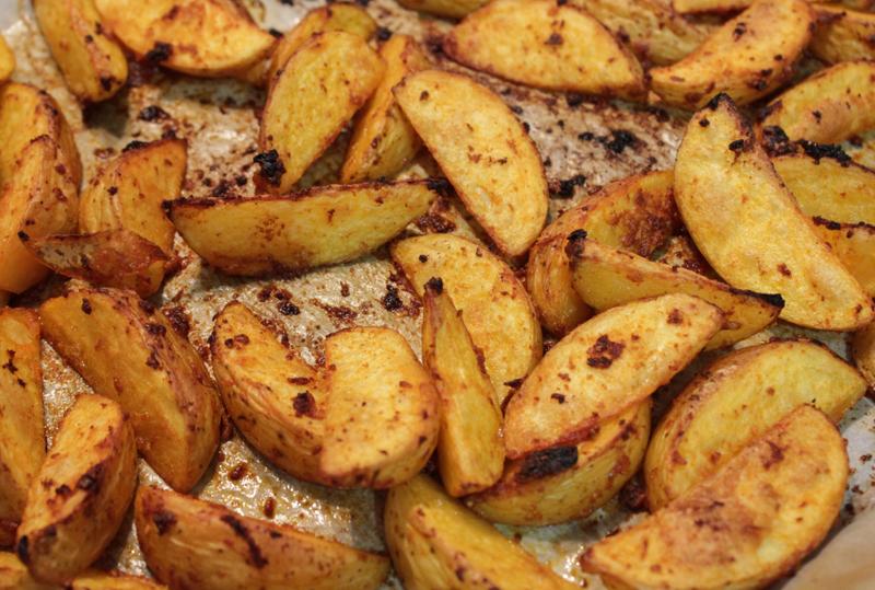 """Идеальный запеченный картофель - """"Полюбила я вегетарианца"""""""