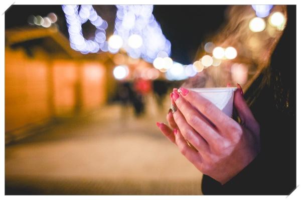 Горячие безалкогольные напитки для термоса