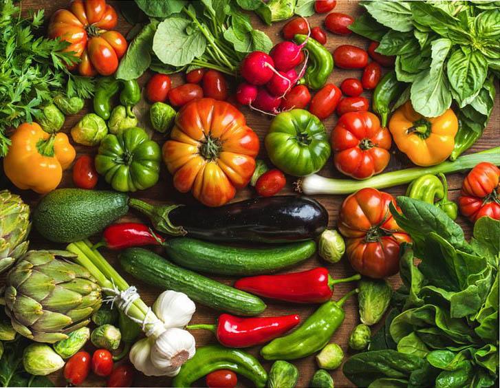 8 способов разнообразить овощной салат