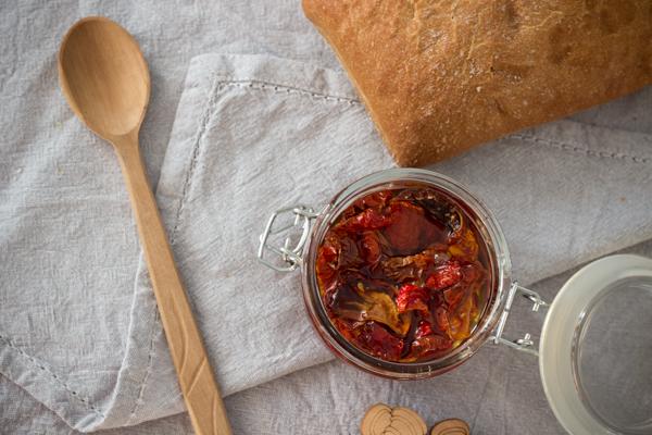 рецепты с вялеными томатами