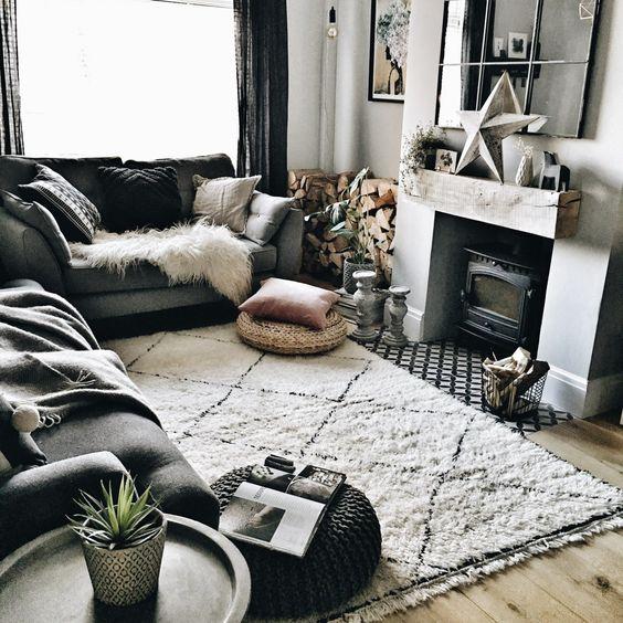Дом в стиле хюгге